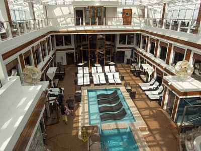 NCL Escape - Oct. 2016 - Ship, Food, Room Photos