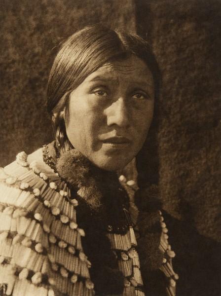"Atso Tohkomi - ""Call-on-all-sides"" - Blood (The North American Indian, v. XVIII. Norwood, MA, The Plimpton Press,  1928)"