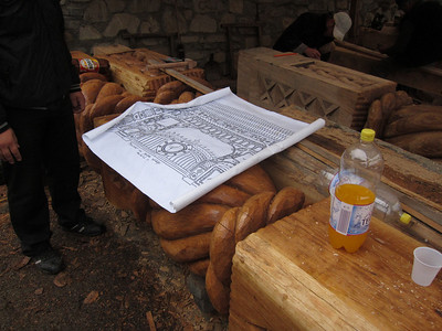 Woodcarver Maramuras Gates