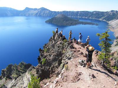 Crater Lake: Aug 13-16, 2015
