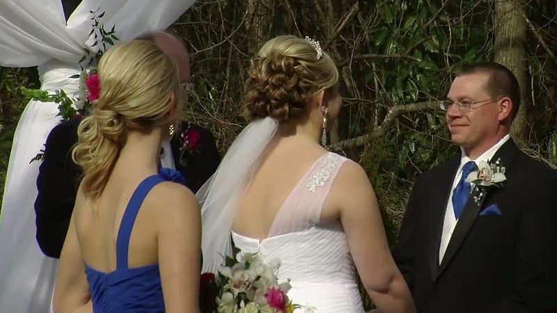 Jessica & Derik's Wedding Day
