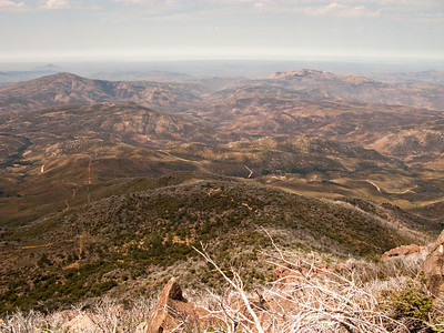 Ian's Hike on Cuyamaca - San Diego CA County