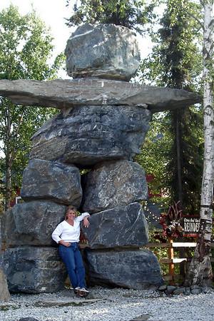 Lily's Alaska Trip 9-2008