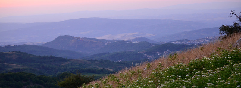 WAY of NATURE Tuscany 2015