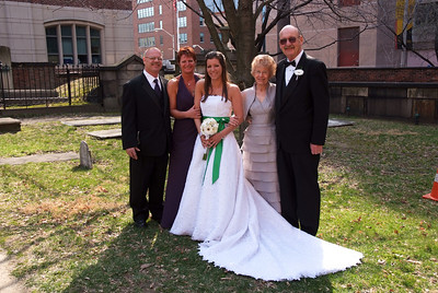 Wedding of Tom & Jacki