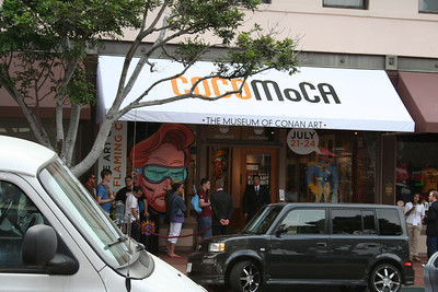 San Diego Comic Con and NerdHQ 2011 - Thursday