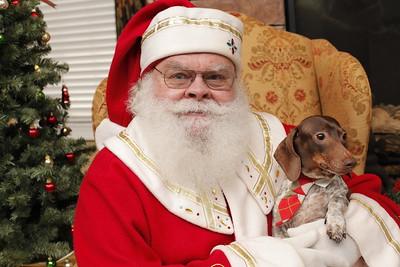 Perdue Santa Shoot 12-13-15