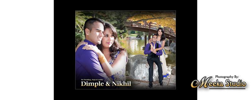 Dimple and Nikhil Album 1