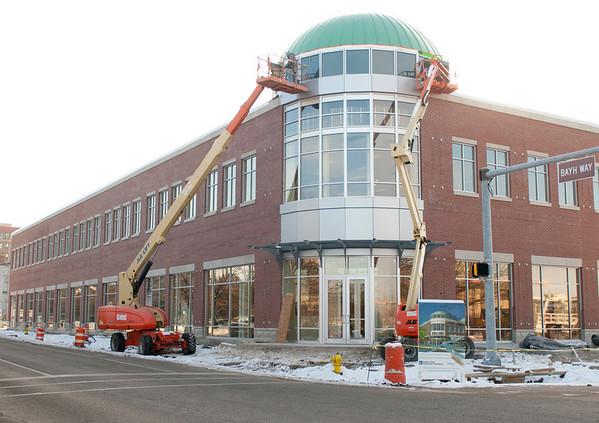 Barnes & Noble/Foundation Construction