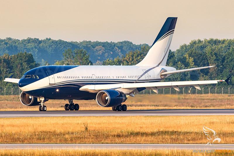 Al-Atheer Aviation / AIrbus A310-300 / HZ-NSA