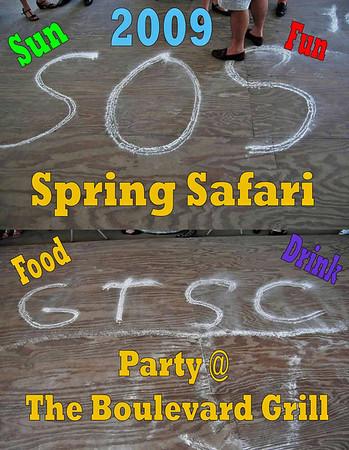 2009 GTSC Spring SOS Party