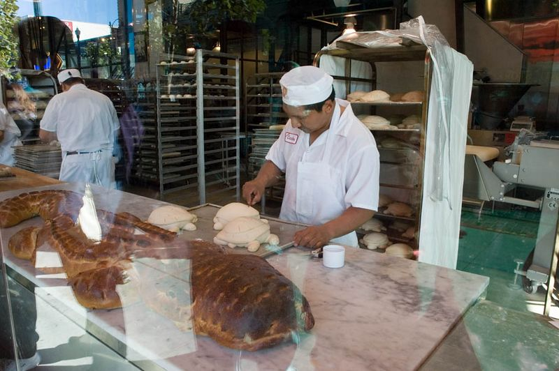 That wonderful Boudin Bakery... bakers of that fab sour dough bread