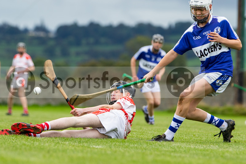 28th September 2019 - Tipperary Under-16 (A) Hurling County Final - Silvermines 2-10(16) Durlas Og 3-21(30) at Borrisoleigh, Co Tipperary.