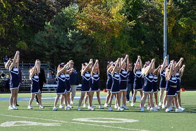 2014-10-05 - Franklin Chargers Cheer D