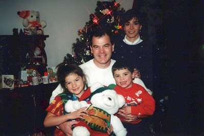 12-25-1998 Ted Conn & Newt Sharps