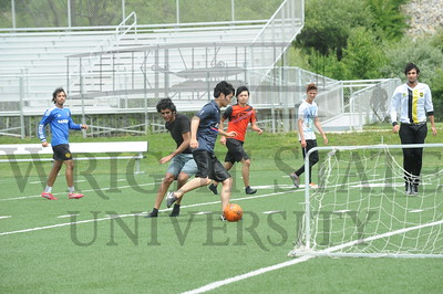 13913 LEAP Students soccer game 6-24-14