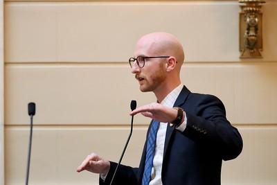 Senator Derek Kitchen
