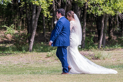 Brett Boone & Hannah McAfee  Wedding