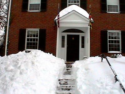 Blizzard Homeland 2003