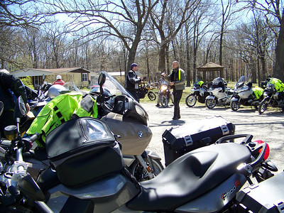 Ride to Pioneer's Cabin, 4-2-11