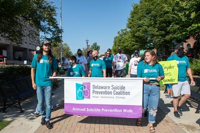 Delaware Suicide Prevention Coalition 2021