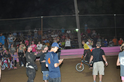 Kids Bike Races 2015