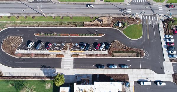 Northwood CC Parking