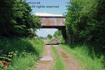 Culver Junction - The former line from Hamsey to Barcombe (now closed)
