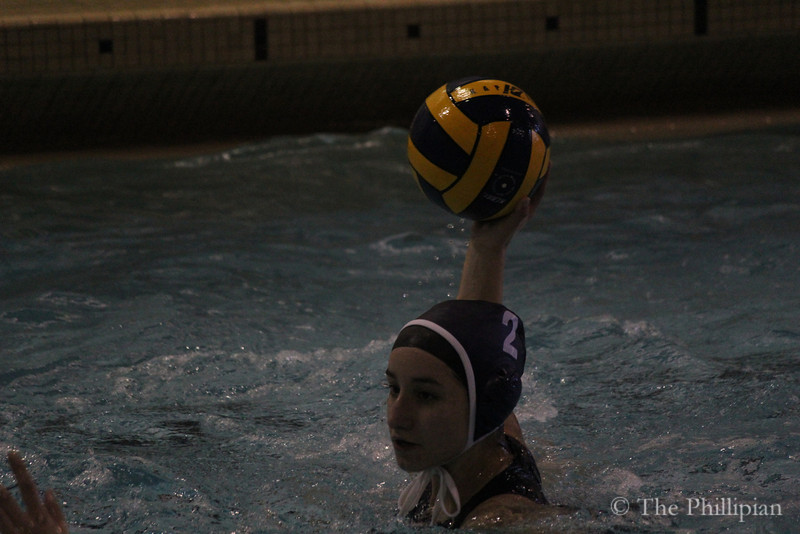 Girls Water Polo vs. Suffield