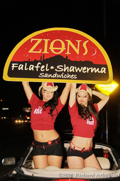 Zions Super Bowl Party 2 6 2011 San Jose, CA