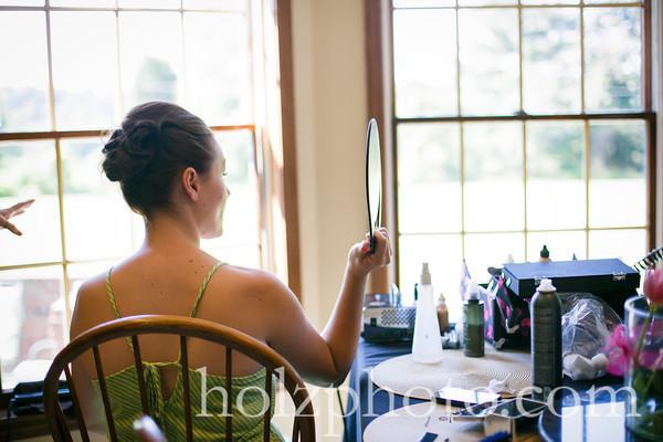 Allyson and Tim Color Wedding Photos