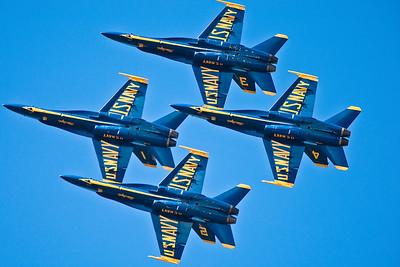 Blue Angels for Vic!