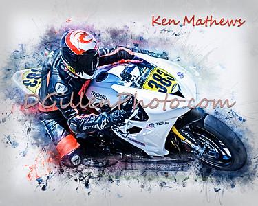383 Sprint Art