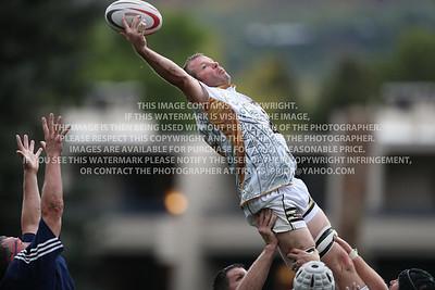 2017 Over 45's Division Dark 'n Storm Misfits Rugby Men Aspen Ruggerfest 50