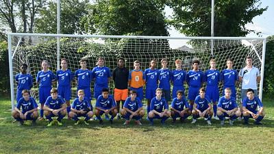 HS Boys Varsity Soccer