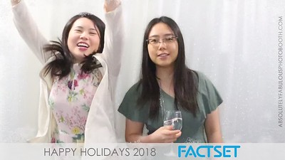 Factset's Holiday Party
