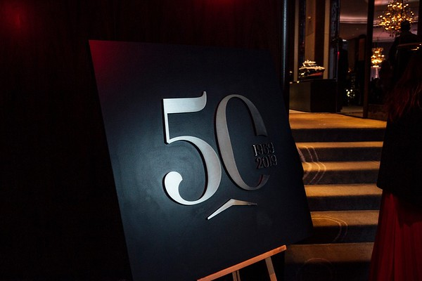 Azimut New York 50th Anniversary