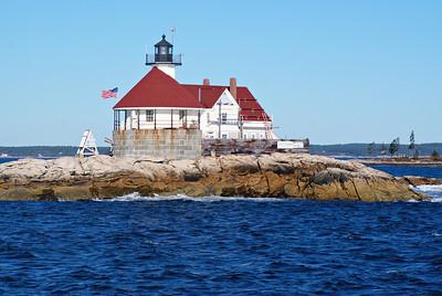 Cuckolds Light, Maine