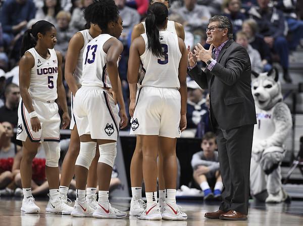 UConn women's Basketball 3-17-19