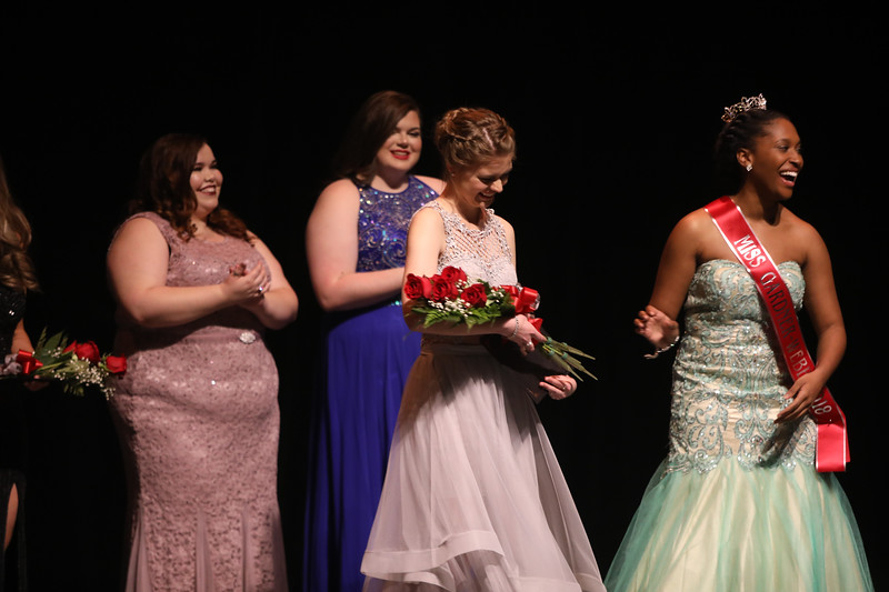 Miss Gardner-Webb Pageant