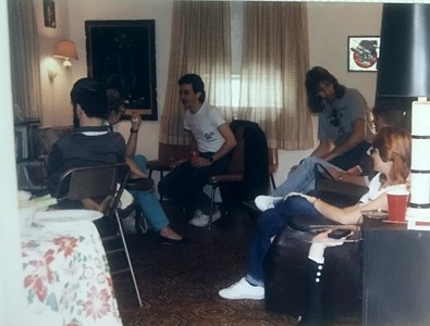 1987-EARL BIRTHDAY PARTY