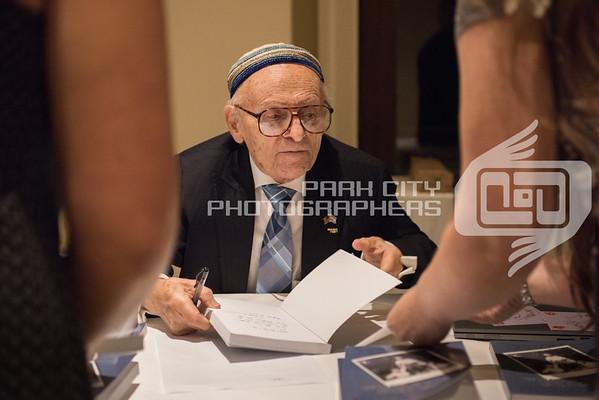 Dr. J. Eiesenbach, Holocaust Survivor