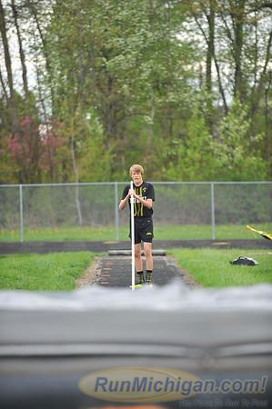Boys Pole Vault - 2014 MHSAA Regional 24-3 (Macomb Lutheran North)