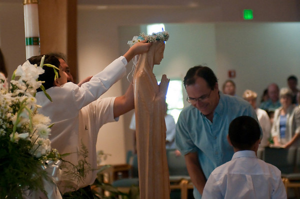 Crowning of Mary