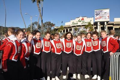 2010  Rose Bowl Photo Day  12-31-2010
