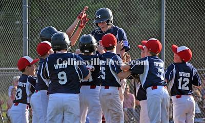 District 6 baseball final: Avon vs. Simsbury