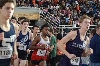 Boys 3000m Run