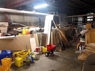 Central basement