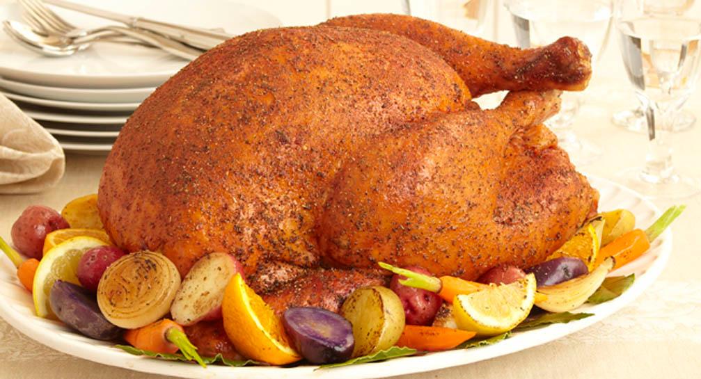 Description of . Savory Herb Rub Roasted Turkey McCormick