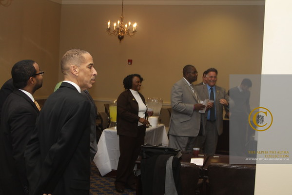 Alpha Night at the Capitol in Annapolis Maryland
